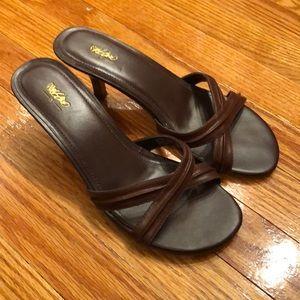 Mossimo low heels